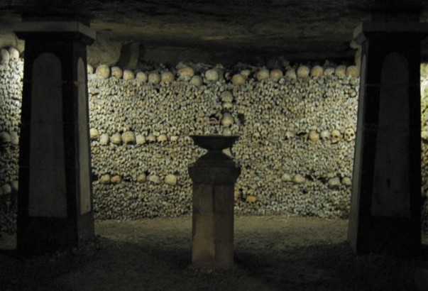Catacombs of Paris- One of the most terrifying places on earth