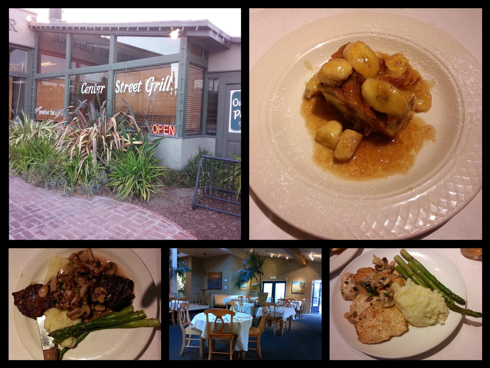 Center Street Grill, Santa Cruz - Restaurant Review