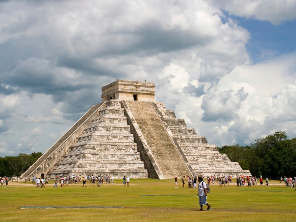 Chichen Itza, Mexico Image