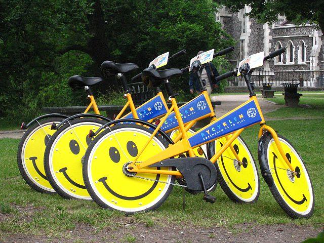 Copenhagen City Bikes