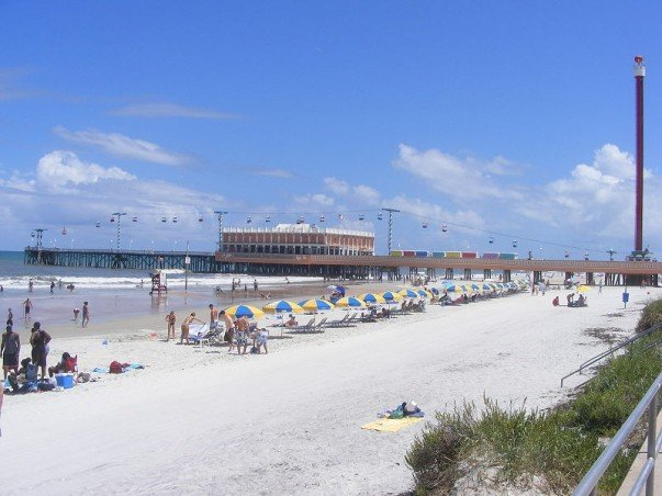 Rub shoulders with your racing superheroes at the Daytona Beach