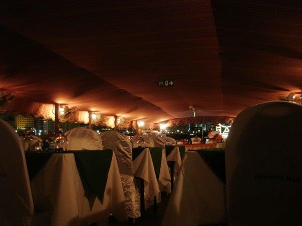 Arabic Hospitality on Dhow Cruise