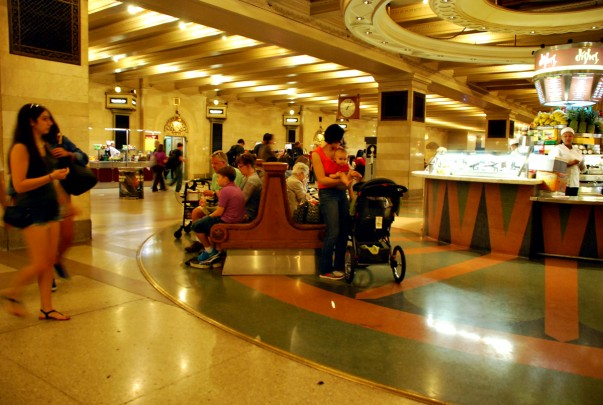 Dining Concourse Interiors – Grand Central Terminal New York