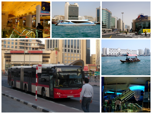 Dubai Transportation – wish you all a happy and safe journey!