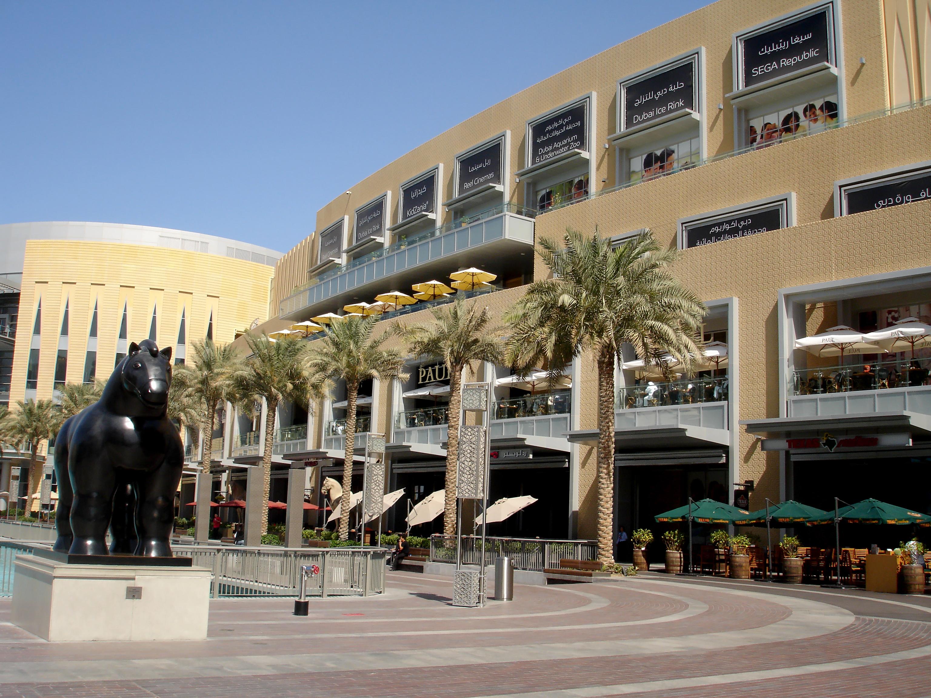 Dubai Mall – Mecca for Shopaholics