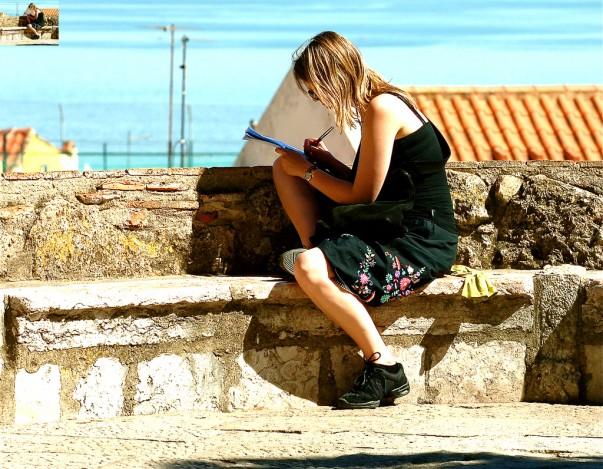 Travel writer: Take your pen wherever you go