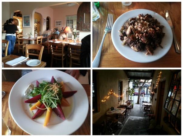Gabriella Café at Santa Cruz - Restaurant Review