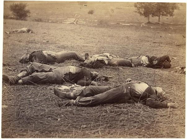 Campo de Batalla de Gettysburg, Pennsylvania