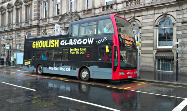 Hop On - Hop Off Bus Tours in Glasgow