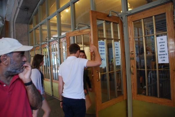 Grand Central Terminal Entrance