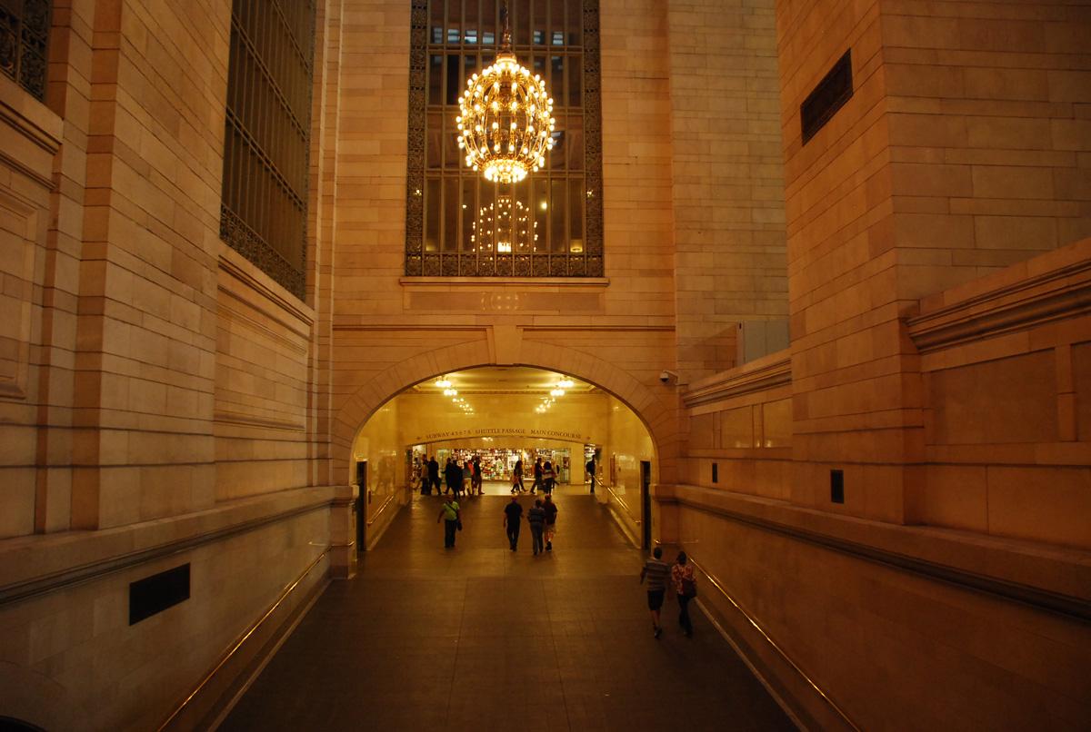 Grand Central Terminal Interiors