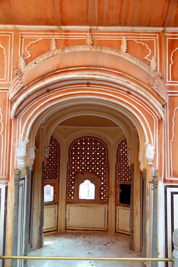 Façade of Hawa Mahal