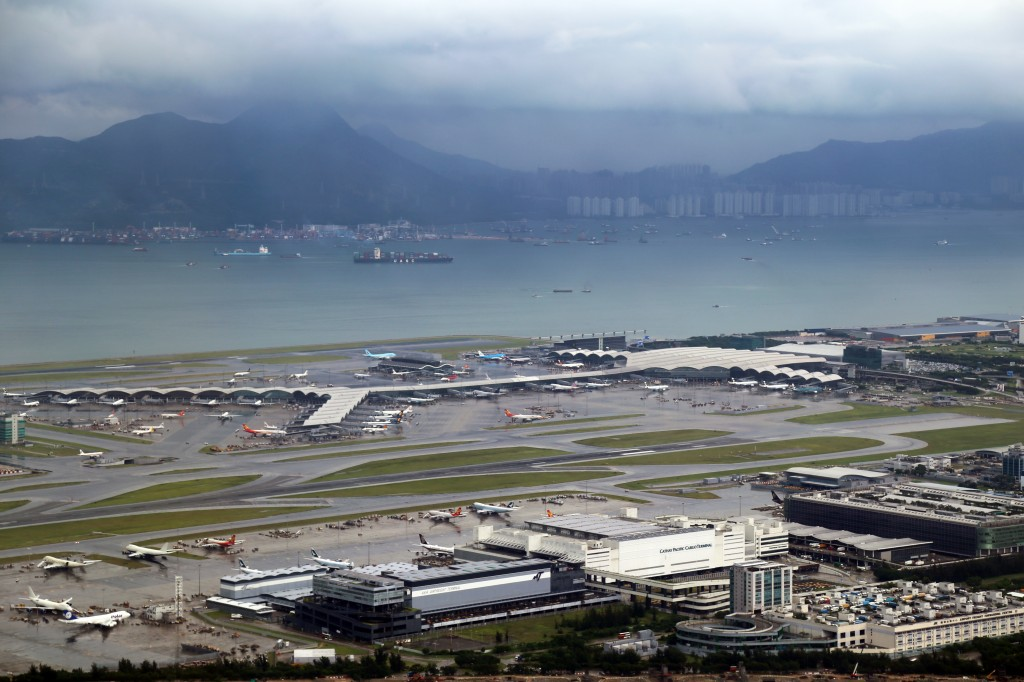 Hong Kong International Airport -- Gateway to a vibrant and energetic vertical city
