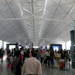 HKIA terminal building