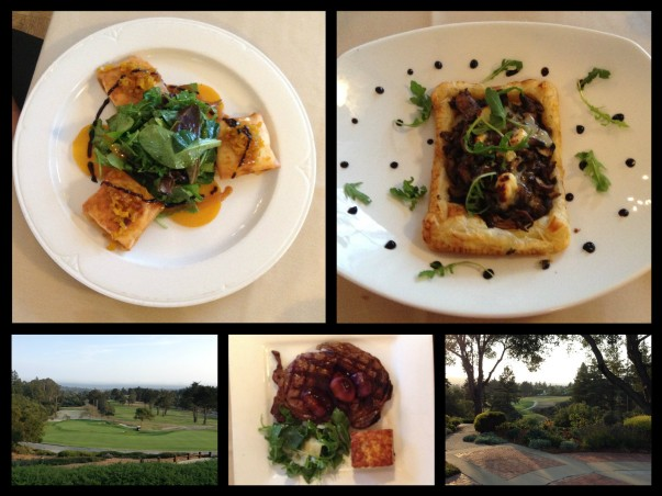 Hollins House, Santa Cruz - Restaurant Review