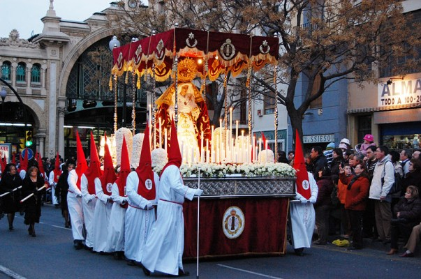 Holy Week celebrations in Spain