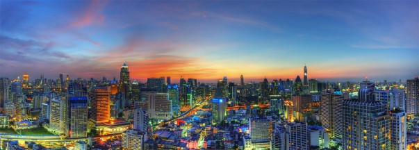 honeymoon in bangkok
