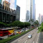 Lanscaped Hong Kong lanes