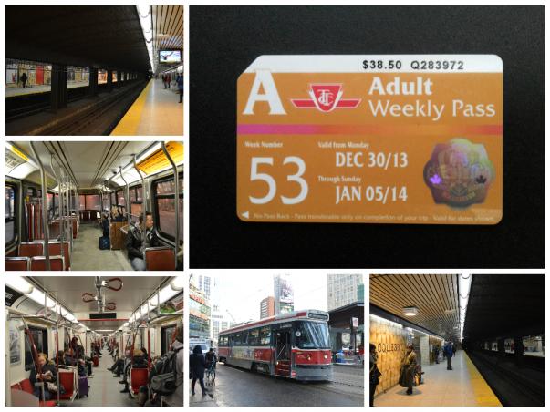 Toronto Public Transportation - How to Travel in Toronto!
