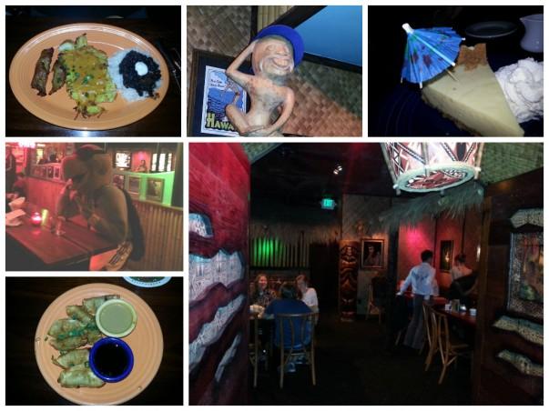 Review of Hula's Island Grill at Santa Cruz, California