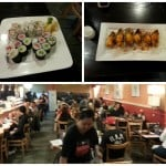 Restaurant Review : I Love Sushi, Santa Cruz