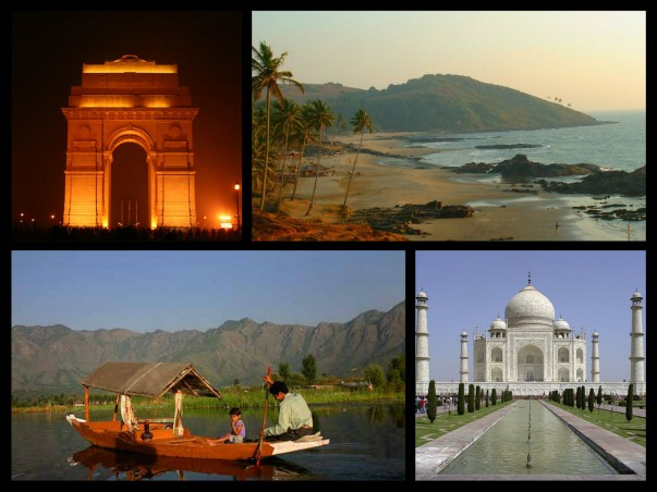 A myriad of places, but the land is one: Explore India during this vacation!
