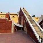 Jantar Mantar Observatory near City Palace complex