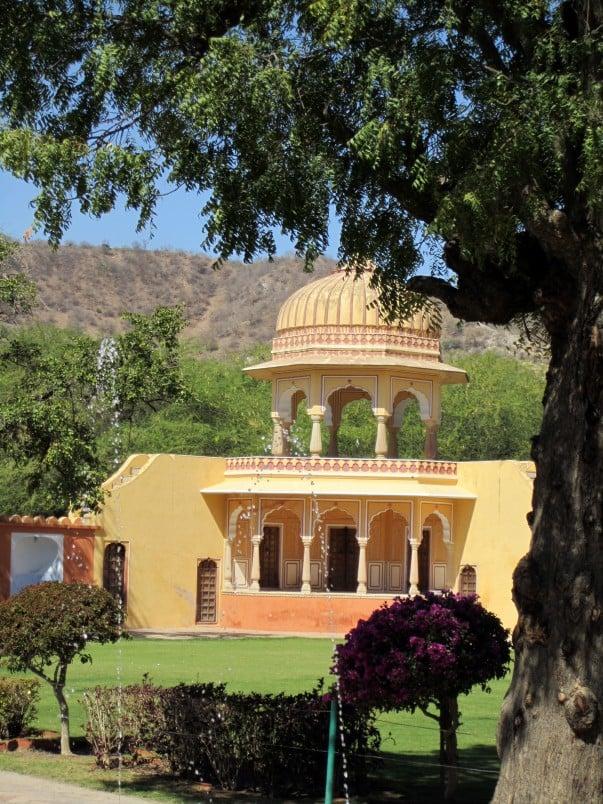 Kanak Vrindavan temple complex
