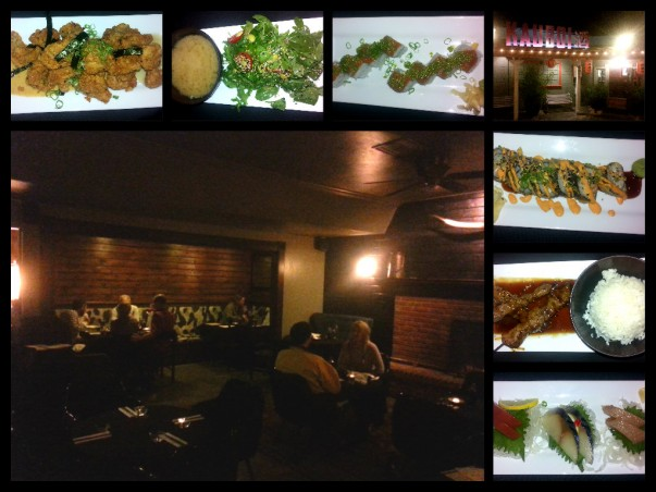 Review of Kauboi Restaurant in Aptos, California