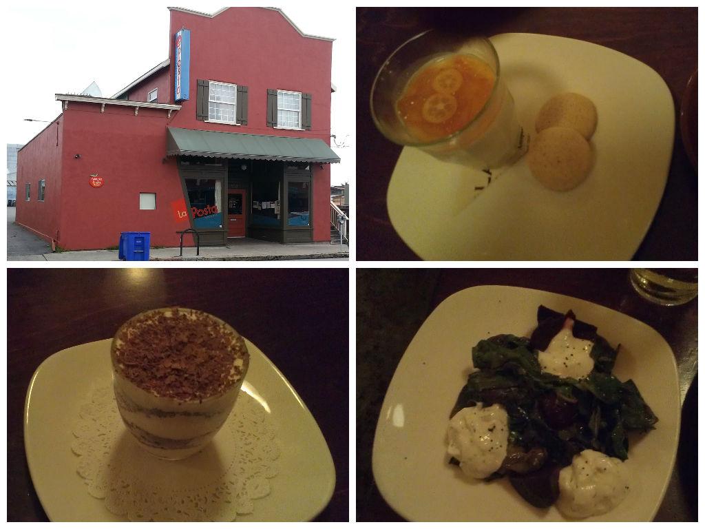 La Posta Restaurant Review