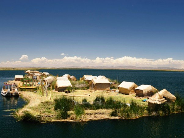 Lake Titicaca Facts