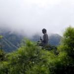 Tian Tan sitting Buddha statue