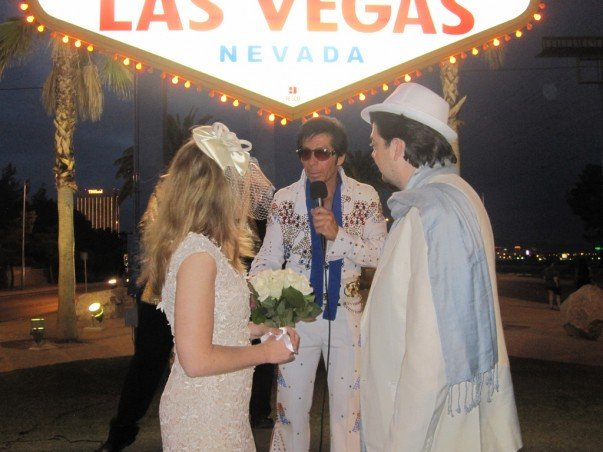 Las Vegas Wedding Destination