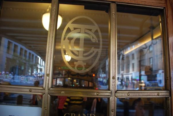 Grand Central Terminal Logo - GCT