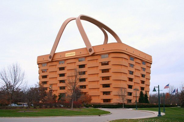 Top 10 Weird Buildings in the World