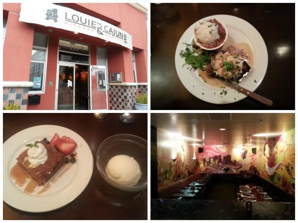 Louie's Cajun Kitchen & Bourbon Bar, Santa Cruz