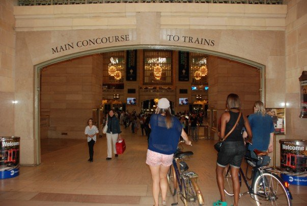 Main Concourse Grand Central New York