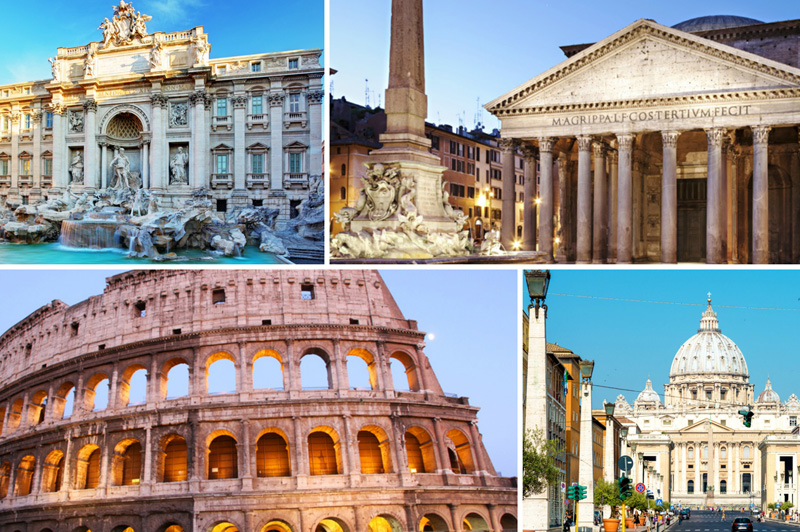 How to Explore Rome in a Day?