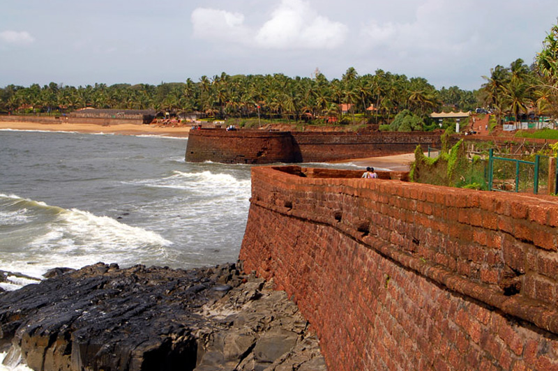 You May Not Know About These 6 Forts in Goa
