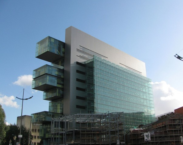 Manchester Civil Justice Centre  in Manchester, England