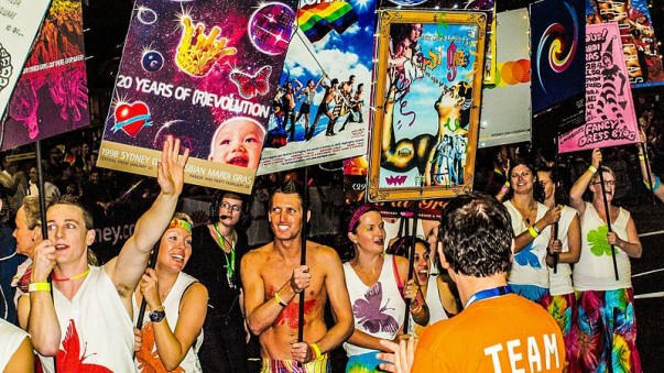 Mardi Gras in Sydney, Australia