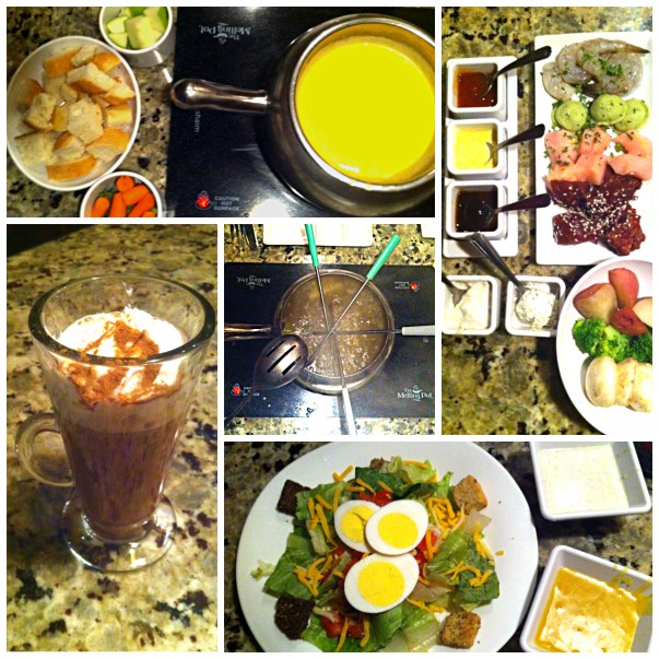 The Melting Pot Restaurant Review