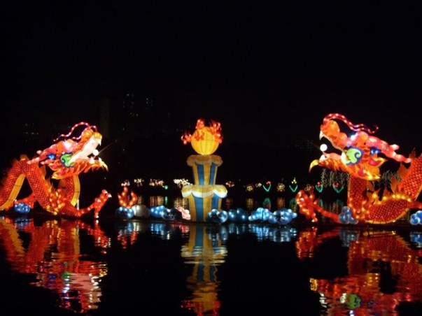 Enjoy festivities at the Mid-Autumn Festival, one of the biggest festivals in China