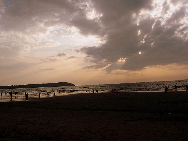 Miramar Beach, Goa