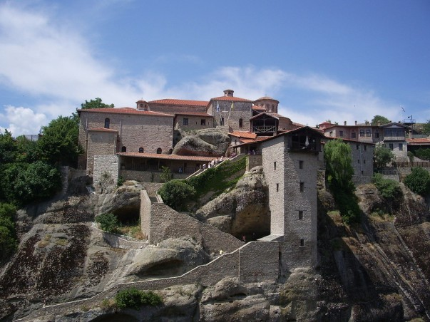 Monastery of Great Meteora