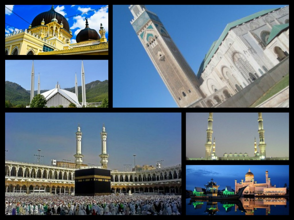 7 Most Beautiful Mosques Around the World