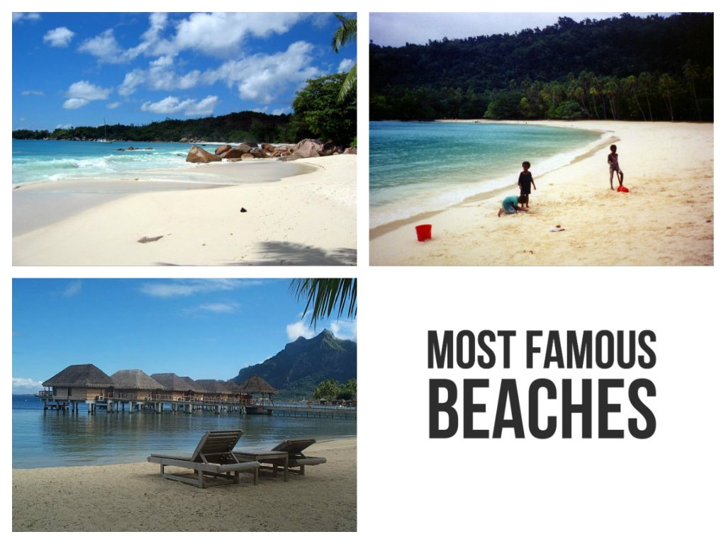 5 Most Famous Beaches Around The World