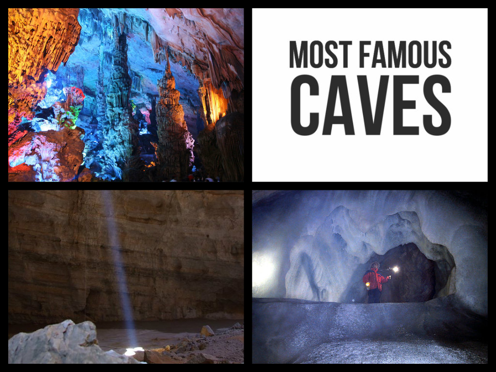 5 Most Famous Caves Around The World | Amazing caves in ...