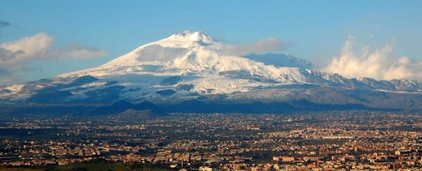 Mount Etna image
