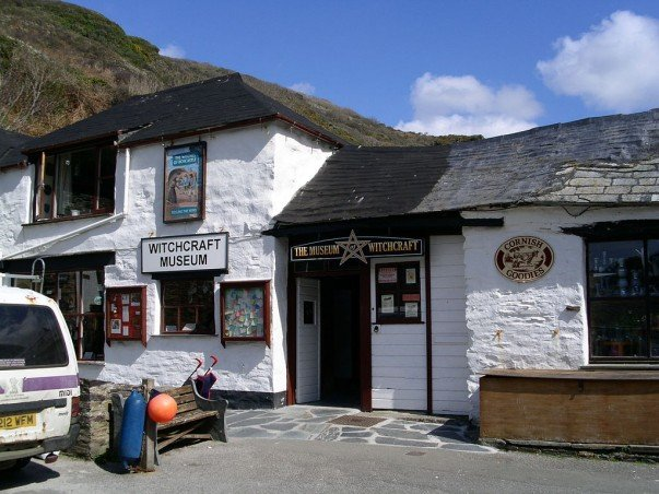 Museum of Witchcraft, Cornwall